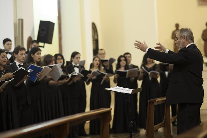 El ciclo de Música Coral en mi Parroquia, llega este fin de semana a Villa Urquiza