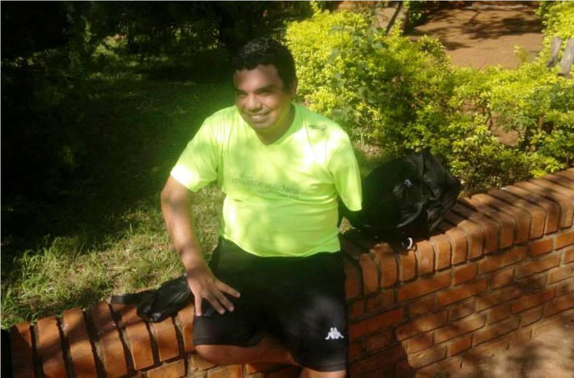 Edorado: dolor en el mundo del atletismo por el asesinato de Francisco Maciel