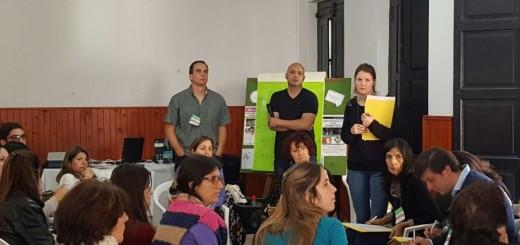 Profesionales de los Hogares de Día participaron en el VII Encuentro Regional CONIN del NEA