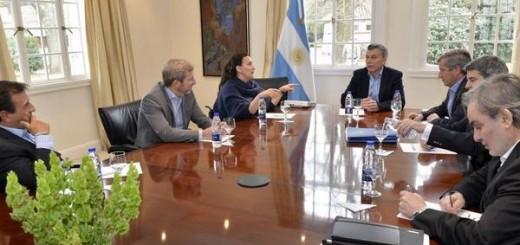 Tarifas: Macri convocó a una reunión de gabinete para buscar una salida