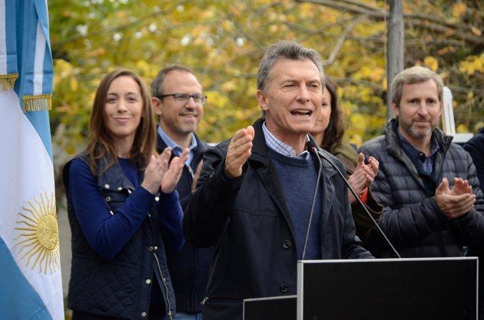 Macri: «La inflación está bajando, como les prometí»