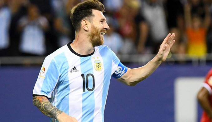 La palabra de Messi: «Vuelvo porque amo demasiado a mi país»