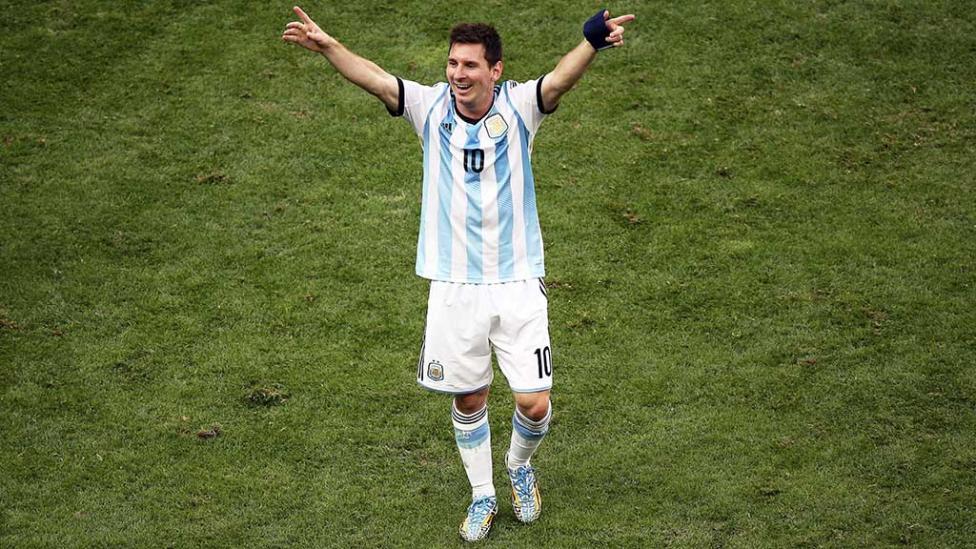 Messi vendrá a jugar para la Selección argentina en el debut de Bauza