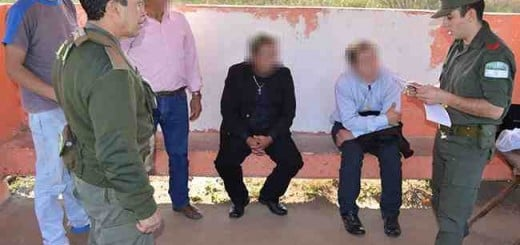 Procesaron a los narcos vestidos de curas que llevaban marihuana desde Misiones a Buenos Aires