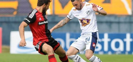 Newell's se quedó con un valioso triunfo ante Quilmes