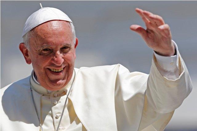 Francisco: «la iglesia no necesita burócratas», «si, misioneros apasionados»