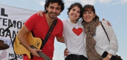 Primer festival Homenaje a las Familias de Donantes de Órganos