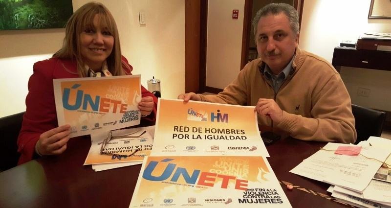 Misiones se adhiere a ONU Argentina por la igualdad de género