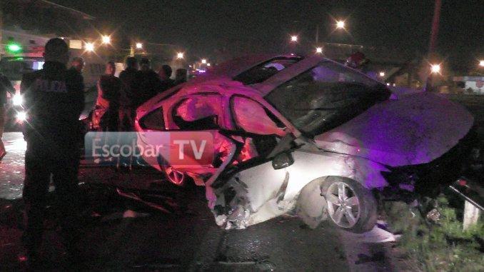 Picada fatal: murió una joven y dos resultaron heridos