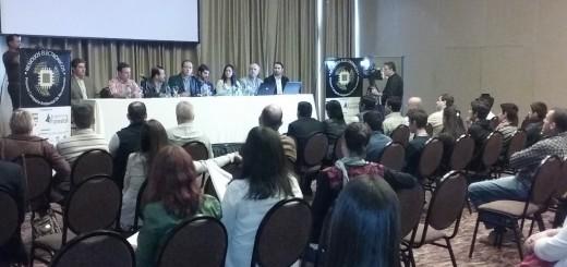 Comenzó en Iguazú el 1º Seminario de Residuos Electrónicos que se realiza la tarde de hoy en el Hotel Casino