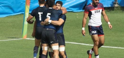 #JJOO: Los Pumas debutaron con un emocionante triunfo en Río