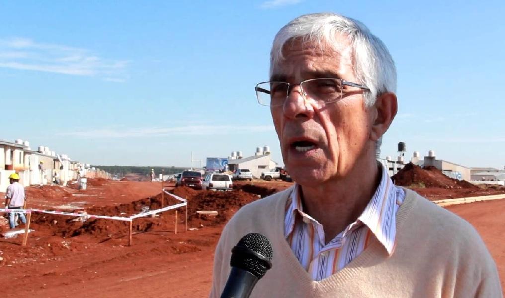 Ros dijo que el año que viene el Iprodha podría depender sólo de recursos provinciales