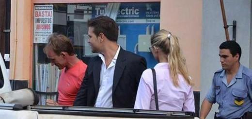 Piden que vaya a juicio el arenero Simon, acusado de haber golpeado durante años a su mujer