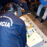 Desbarataron banda de narcotraficantes que operaba entre Ituzaingó y Berón de Astrada