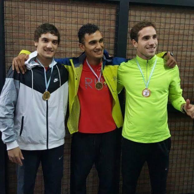 Misioneros hicieron podio en el campeonato nacional de Atletismo U23