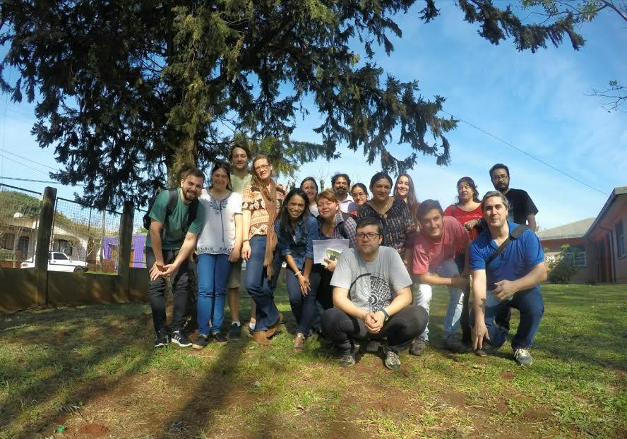Se realizó una jornada de trabajo con capacitadores del Cine Joven Comunitario