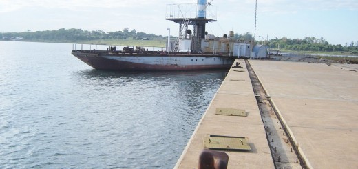 """""""La hidrovía tiene un futuro significativo"""", dijo el presidente del Consejo Portuario Argentino"""