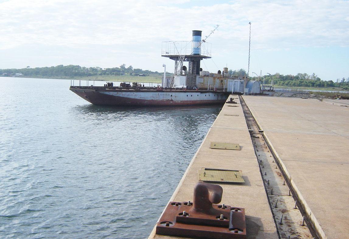 «La hidrovía tiene un futuro significativo», dijo el presidente del Consejo Portuario Argentino