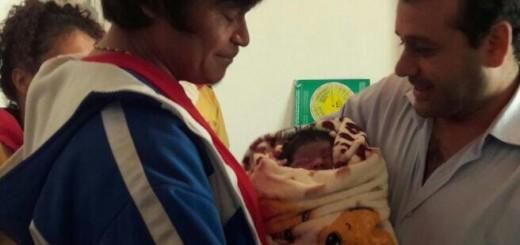 Vicegobernador de Misiones hizo de partero y ayudó a una mujer Mbyá Guaraní a dar a luz