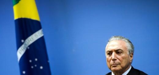 La alianza que sustenta a Temer entró en crisis tras la destitución de Rousseff