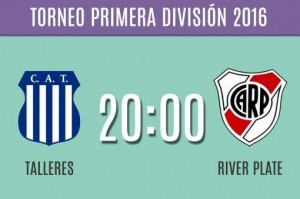 River visita a Talleres de Córdoba luego de un muy buen arranque del torneo