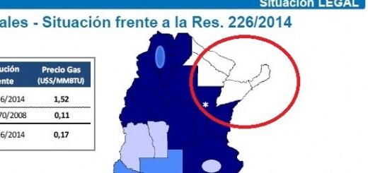 Gas: Aranguren dejó al desnudo y reconoció la desigualdad y la postergación de Misiones y el resto del NEA