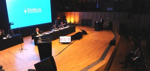Mira en VIVO la Audiencia Pública para el Tratamiento del Precio del Gas y las Tarifas de Transporte y Distribución