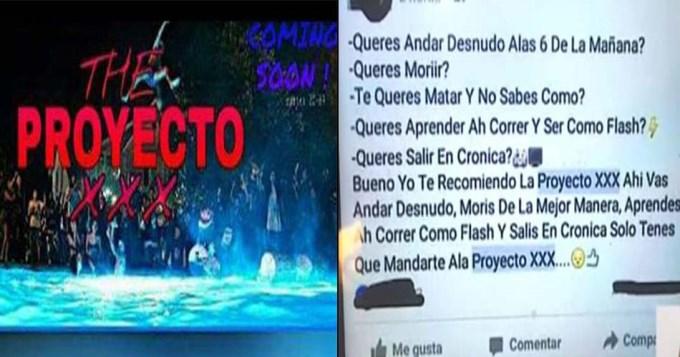 Proyecto XXX: la intimidad de la fiesta trágica en Buenos Aires, que incluyó alcohol, drogas, peleas entre bandas y armas