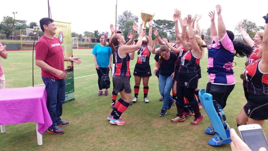 Hockey: Las Flores de Córdoba le ganó a Talleres y se quedó con el Nacional de Mamis