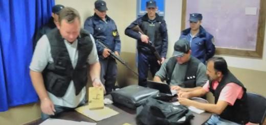 Campo Grande:  hallan más droga donde una banda abandonó un cargamento el mes pasado