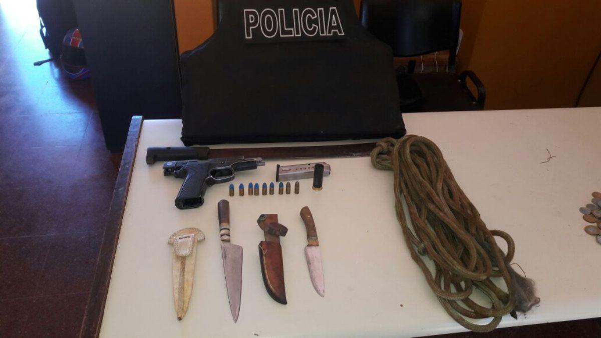 Secuestran y someten a un simulacro de ejecución a un jornalero de San Pedro