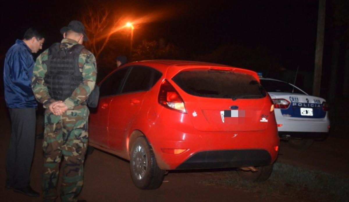 Siguen apareciendo en Jardín América vehículos robados