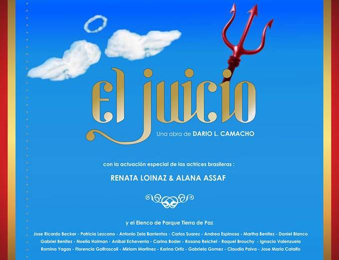 """En octubre vuelve la obra teatral """"El Juicio"""""""