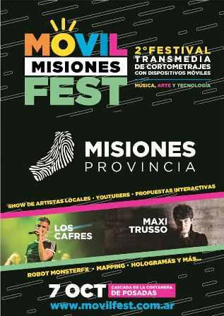 Más de 400 cortometrajes concursarán en el Móvilfest