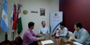 La Municipalidad de Oberá se suma de forma activa a la campaña de recolección de residuos electrónicos