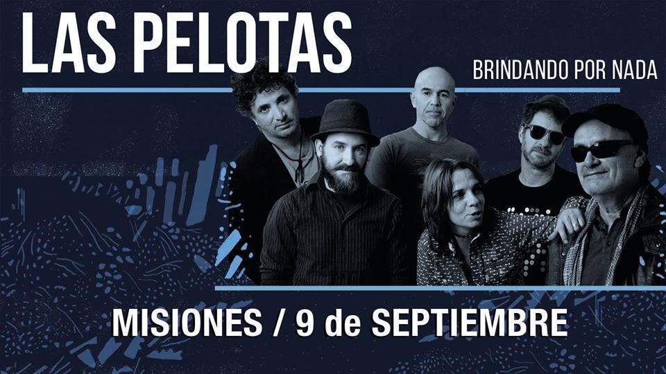 Habrá meet and greet con Las Pelotas