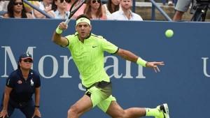 Del Potro le ganó a Ferrer y pasó a los octavos de final del US Open