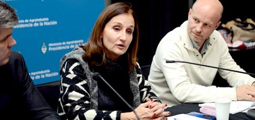 """Lucrecia Santinoni: """"En la Argentina aún no se tiene una cultura forestal, la sociedad desconoce de la actividad"""""""