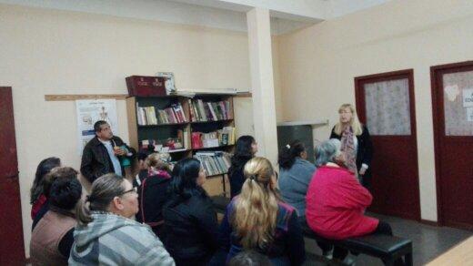 Continúa el asesoramiento contable gratuito para vecinos de Barrio San Jorge