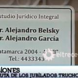 Jorge Lanata aclaró que se equivocó al mencionar al abogado posadeño Alejandro García