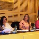 """""""En muchos eventos culturales y sociales, se mueven tremendamente las redes de trata de personas y queremos combatirlas"""", dijo Sandra Barrios"""