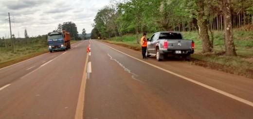 Operativo de prevención de siniestros viales en el Alto Paraná