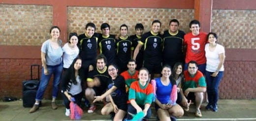 El Saavedra realizó en Eldorado los 5° Juegos Deportivos Intersede