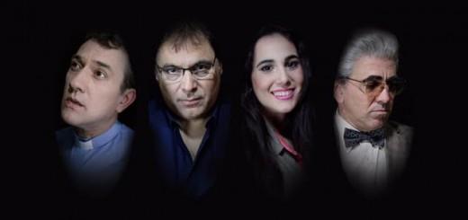 """Mañana Gabriel Rolón trae """"Historias de diván"""" al Teatro Lírico y Misiones OnLine hoy sortea entradas: ingresá e inscribite"""