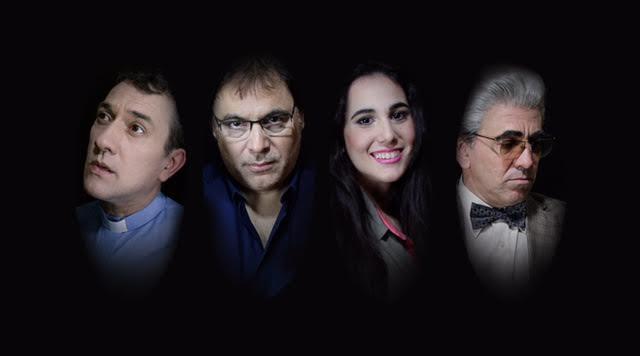 """Gabriel Rolón trae las """"Historias de diván"""" al Teatro Lírico y Misiones OnLine sortea entradas: ingresá e inscribite"""