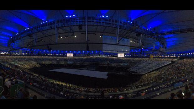 Impactante inauguración de los Juegos Paralímpicos Río 2016 en el estadio Maracaná