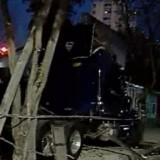 Estaba borracho y con una niña de seis años el camionero que chocó y mató a padre e hijo