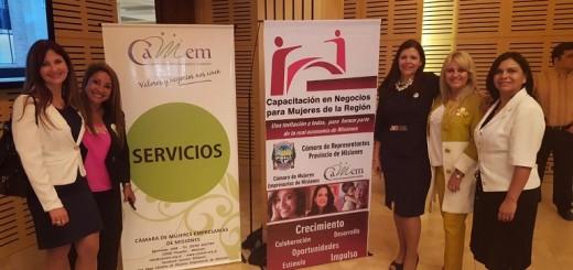 Legislatura: Mujeres de la región se capacitaron en negocios