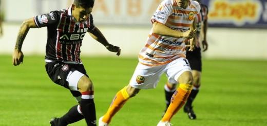 Vea el gol y las mejores jugadas de la derrota de Crucero ante Chacarita