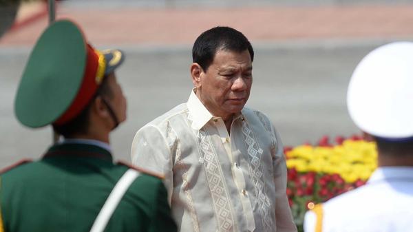 El presidente de Filipinas se comparó con Adolf Hitler y dijo que exterminaría a 3 millones de drogadictos